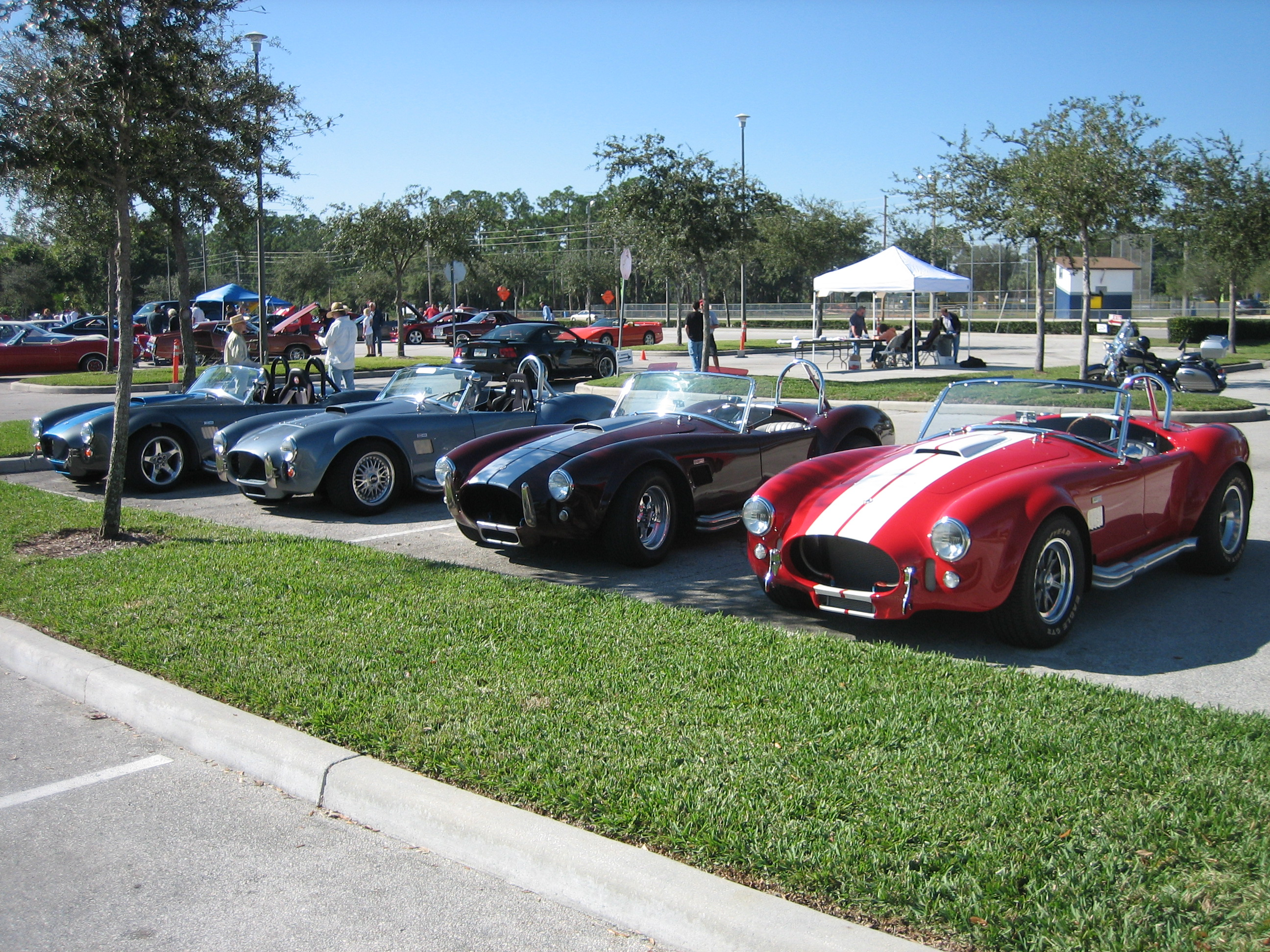 Florida Car Shows November